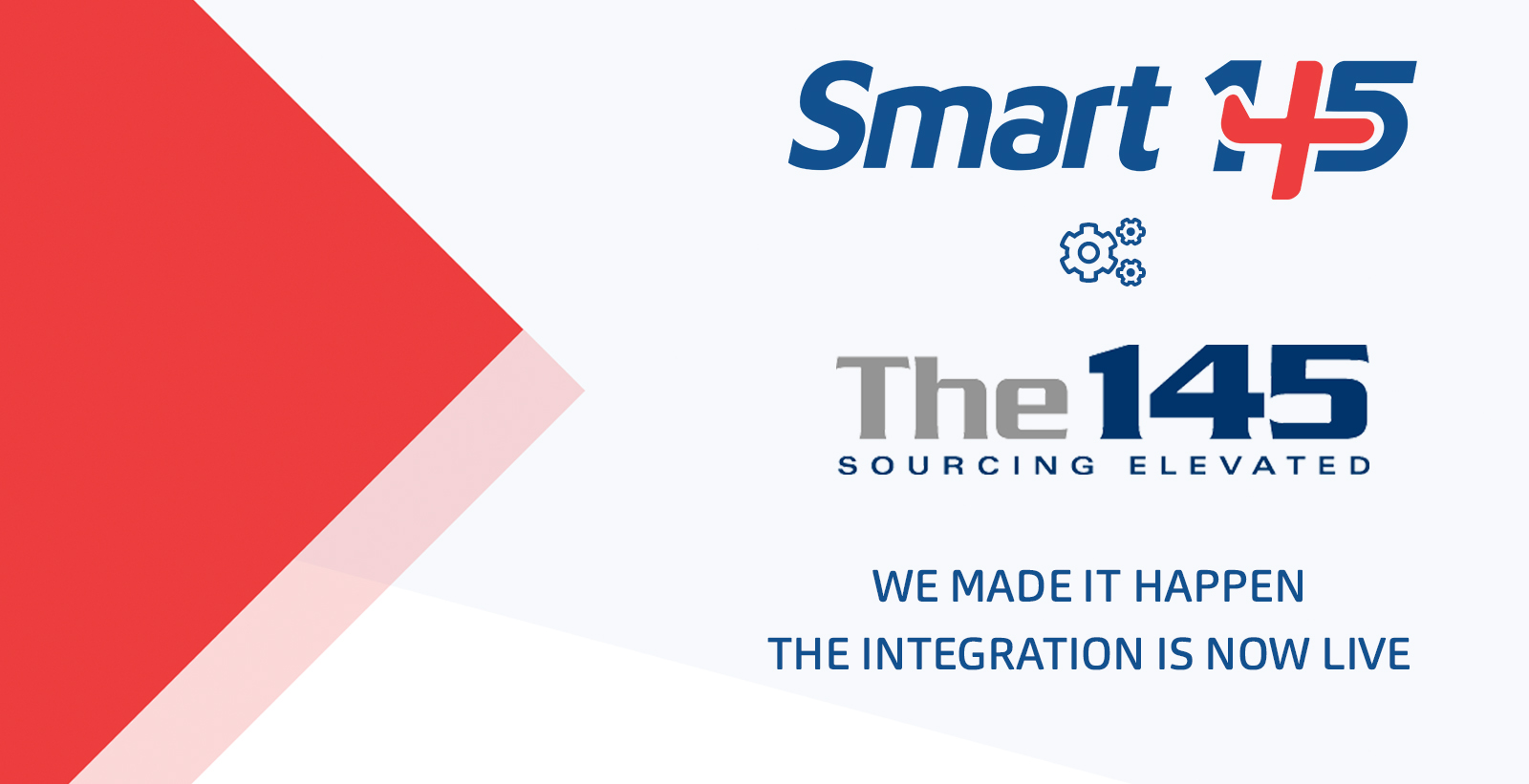 Smart145 and The 145: a new partnership